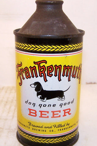Frankenmuth Dog Gone Good Beer, USBC 163-30, Grade 1 Sold 11/22/14