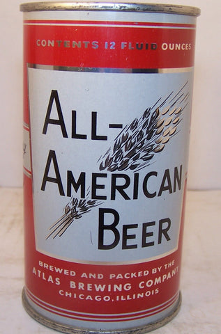 All American Beer, USBC 29-25, Rolled, Grade A1+ Sold 4/10/15