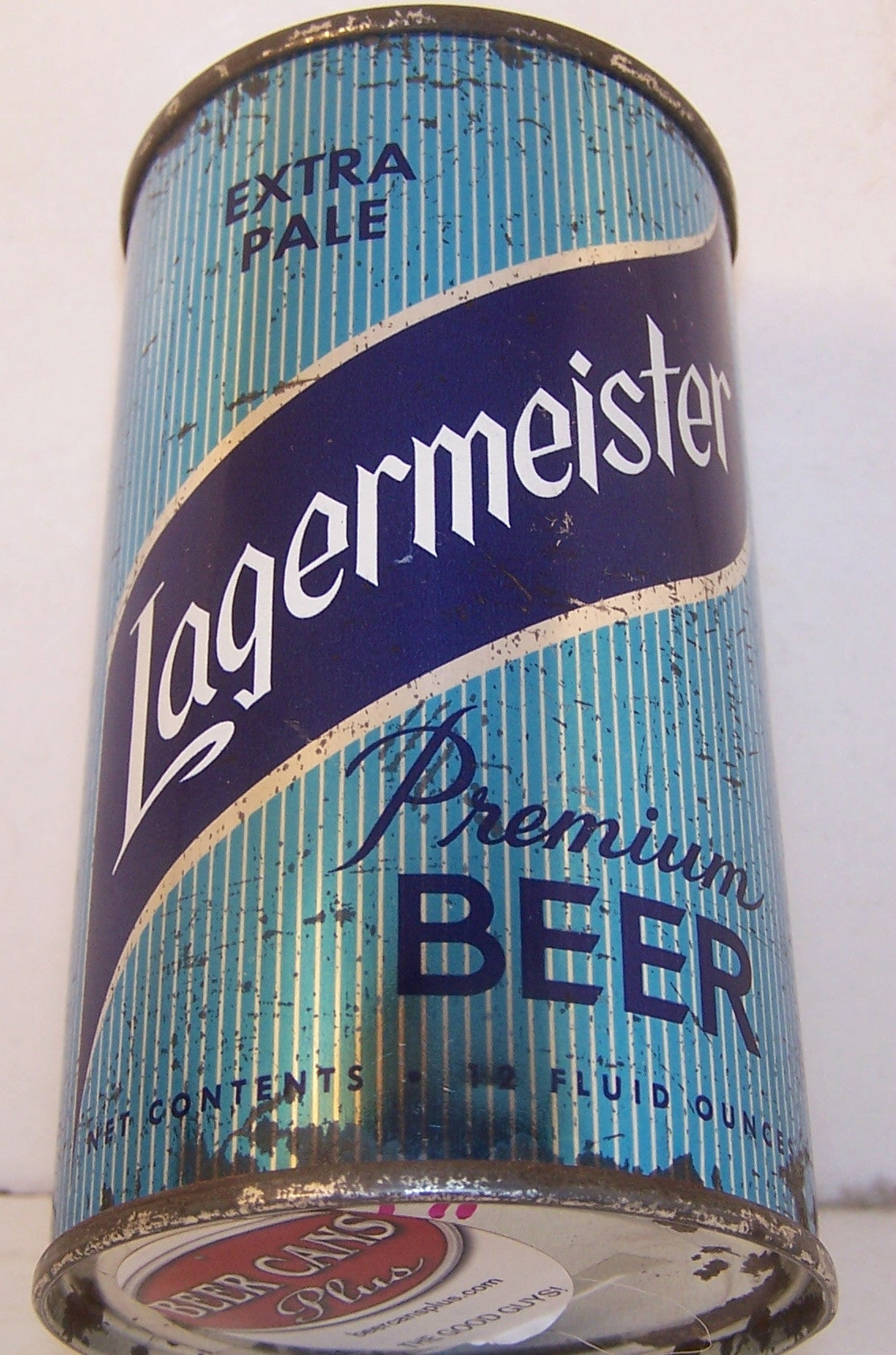 Lagermeister Premium Beer, USBC 90-37, Grade 1- Sold on 07/23/16