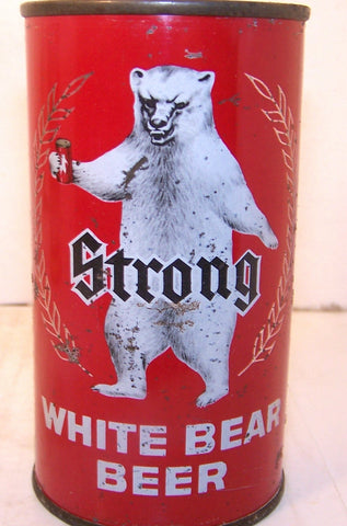 White Bear Beer (Strong), USBC 145-13, Grade 1-/2+ Sold 9/10/16
