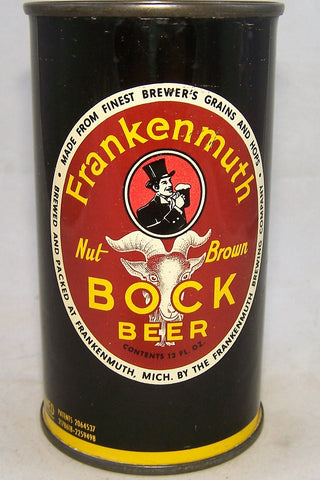 Frankenmuth Nut Brown Bock Beer, USBC 66-33, Grade 1 to 1/1+
