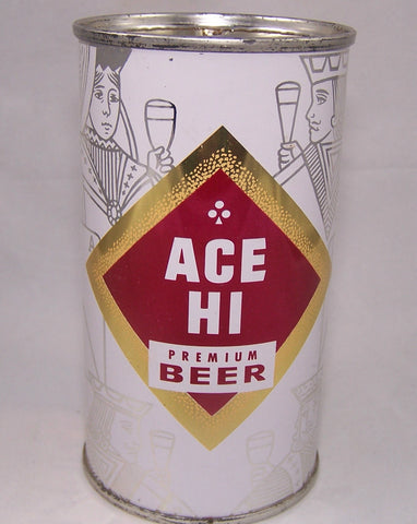 Ace Hi Premium Beer Canadian Ace Brewing, USBC 28-19,  Grade A1+ Sold on 06/11/16