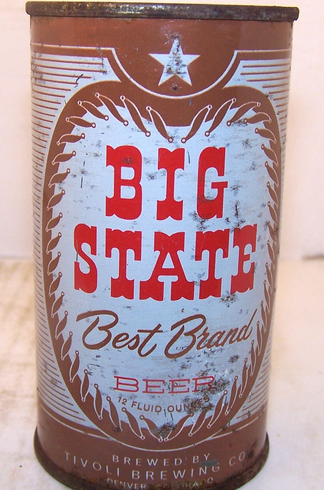 Big State Best Brand Beer, USBC 37-10, Grade 2+