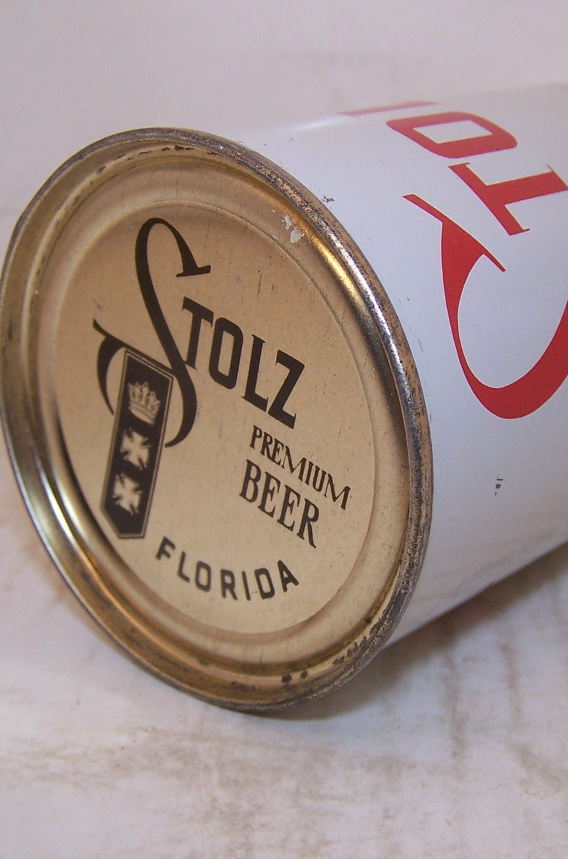 Stolz Premium Beer, USBC 137-2, Grade 1/1+ Traded on 03/06/16