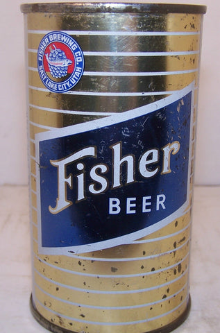 Fisher Beer, USBC 63-37, Grade 1-/2+ Sold on 11/30/14