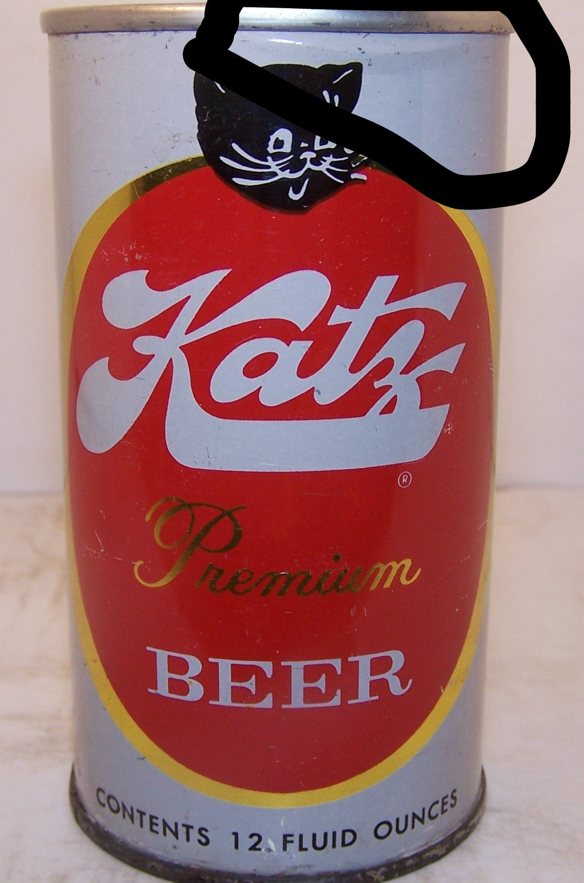 Katz Premium Beer, USBC 87-9, Grade 1 Sold on 04/22/18