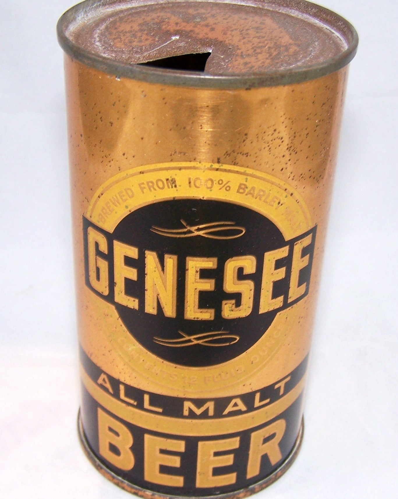 Genesee All Malt Beer, Lilek # 332, Grade 1 to 1/1- Sold on 12/20/16