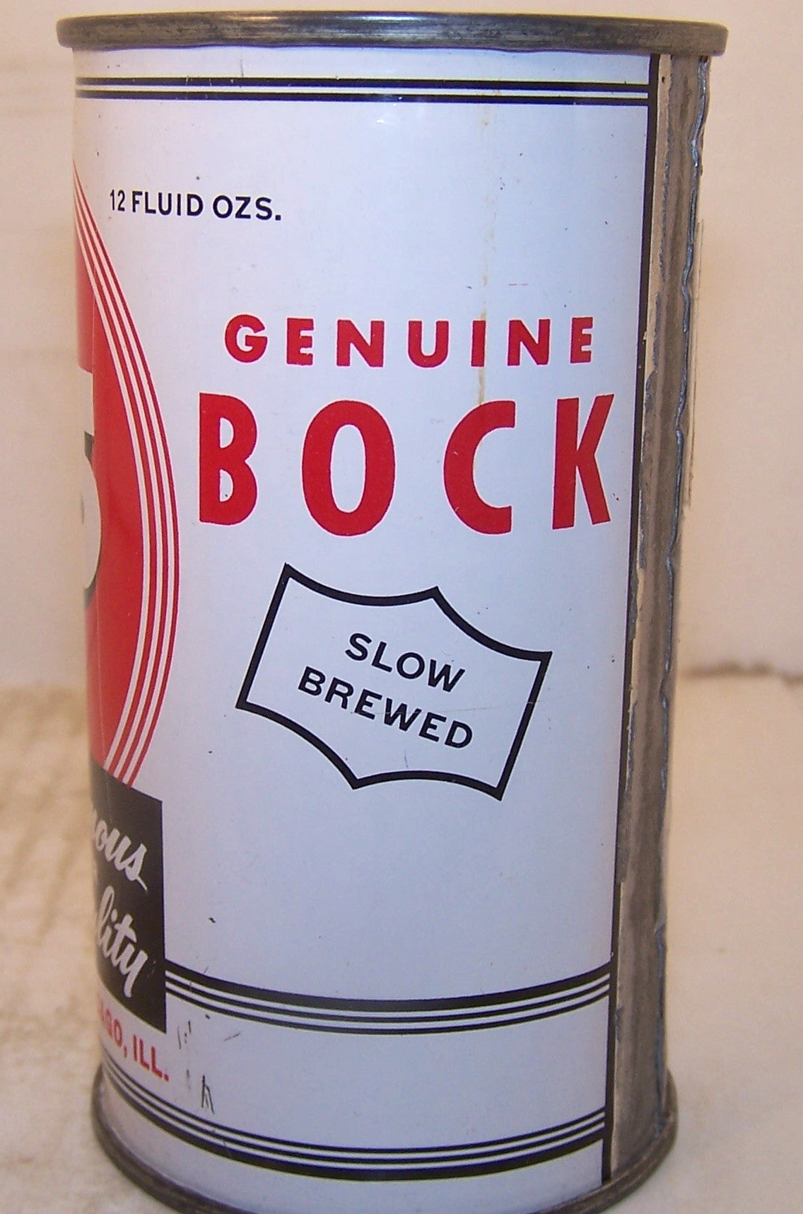 9-0-5 Bock Beer, USBC 103-21, Grade 1/1+ Traded on 2/22/15