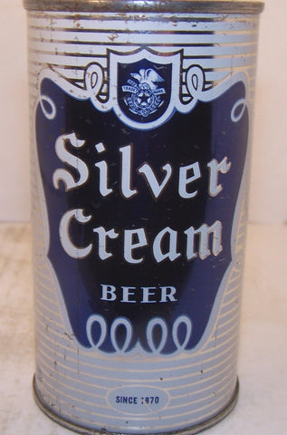 Silver Cream Beer, USBC 134-13, Grade 1/1- Sold on 4/12/15