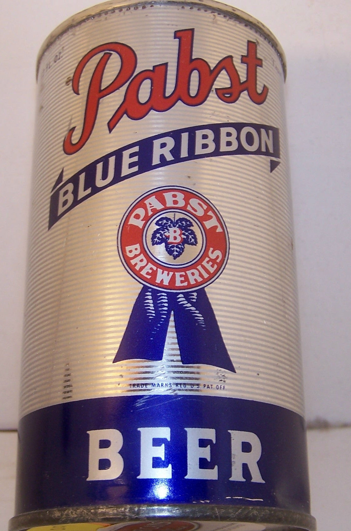 Pabst Blue Ribbon Beer, USBC 110-6 Grade 1/1-  Sold 12/5/14