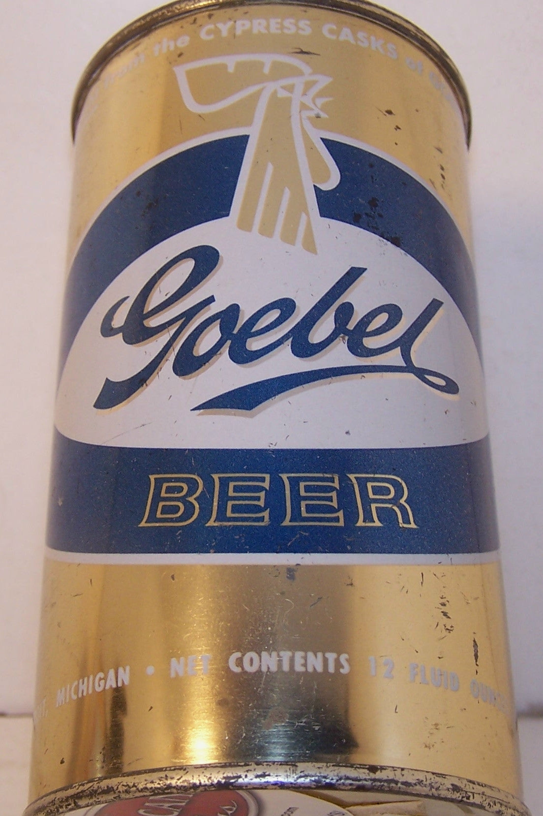 Goebel Beer, USBC 71-9, Grade 1sold5/8/15