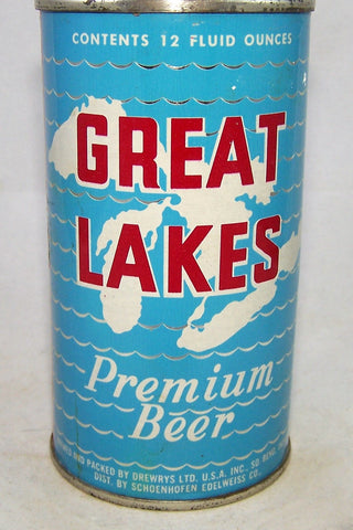 Great Lakes Premium Beer, USBC 74-31, Grade 1/1+  Sold on 07/01/18
