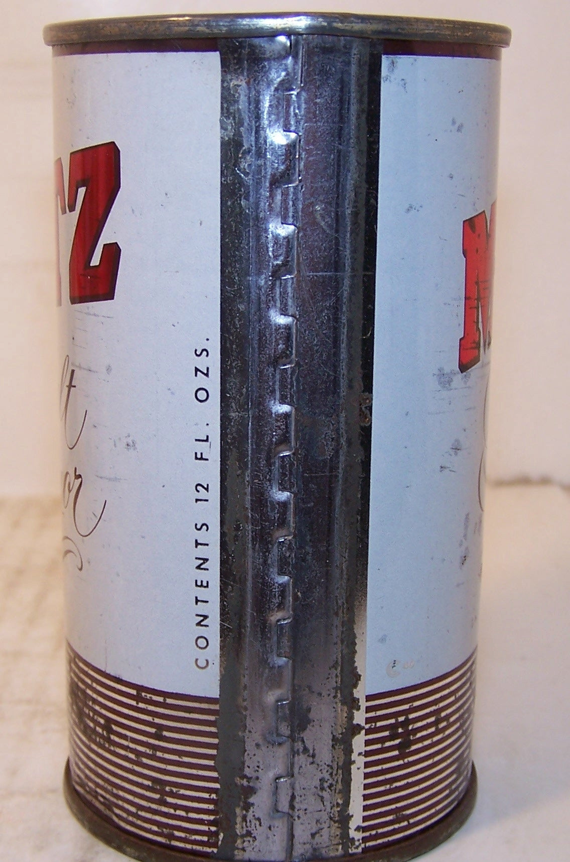 Metz Malt Liquor, USBC 99-22, Grade 1- Sold on 2/10/15