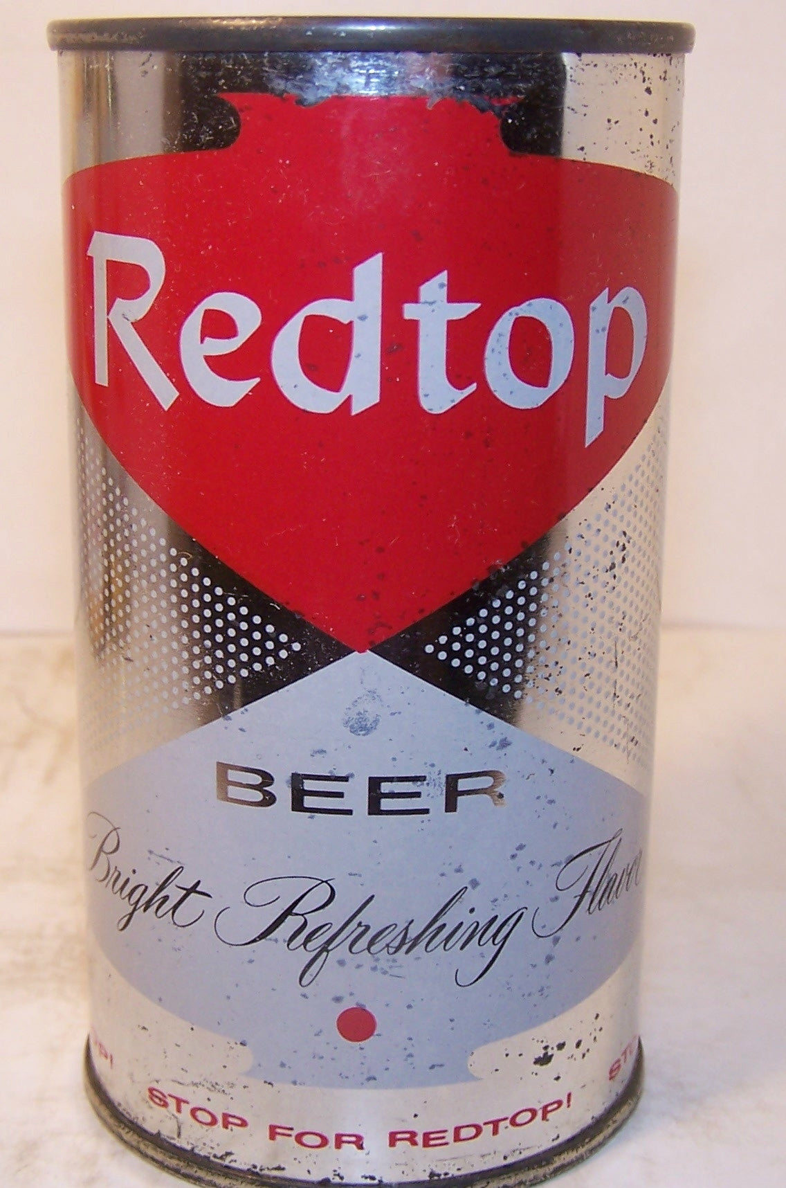 Red Top Beer, USBC 119-27 (Chicago) Grade 1- Sold on 2/14/15