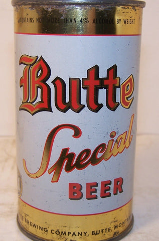 Butte Special Beer, USBC 47-30, Grade 1- Sold on 02/07/17