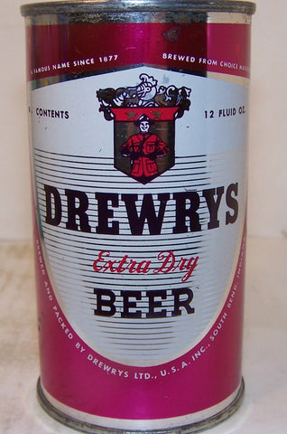 Drewrys Extra Dry Beer (Your Character) USBC 56-38, Grade 1/1- Sold 12/17/14