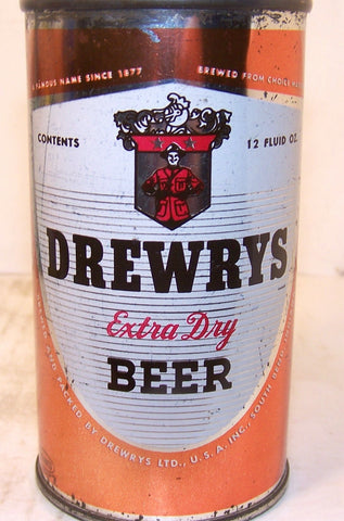Drewrys Extra Dry Beer (Your Character) USBC 56-36, Grade 1- Sold on 07/02/17