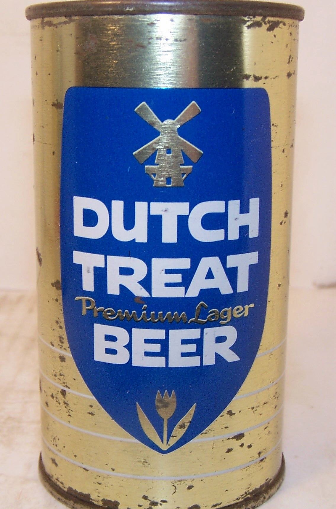 Dutch Treat Premium Lager Beer, USBC 57-35, Grade 1- Sold 12/25/14