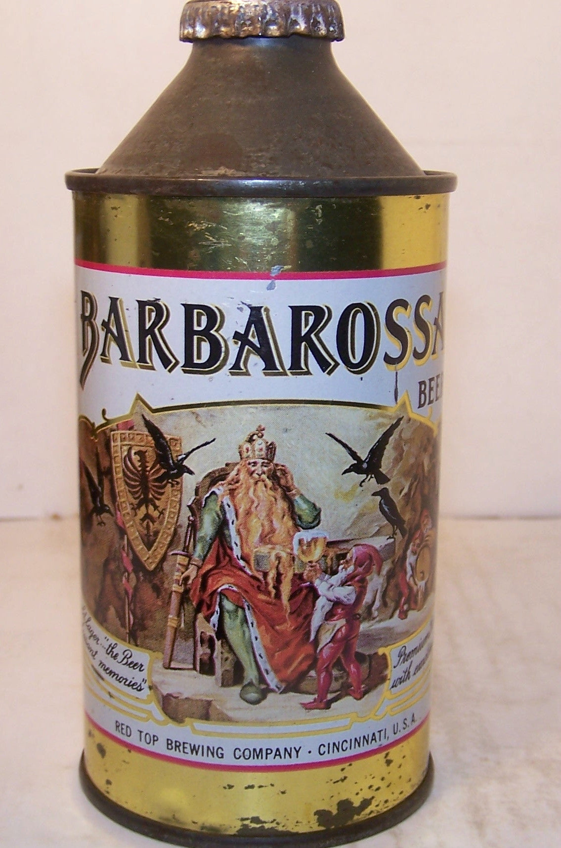 Barbarossa Beer, USBC 150-28, Grade 1-  Sold on 3/2/15