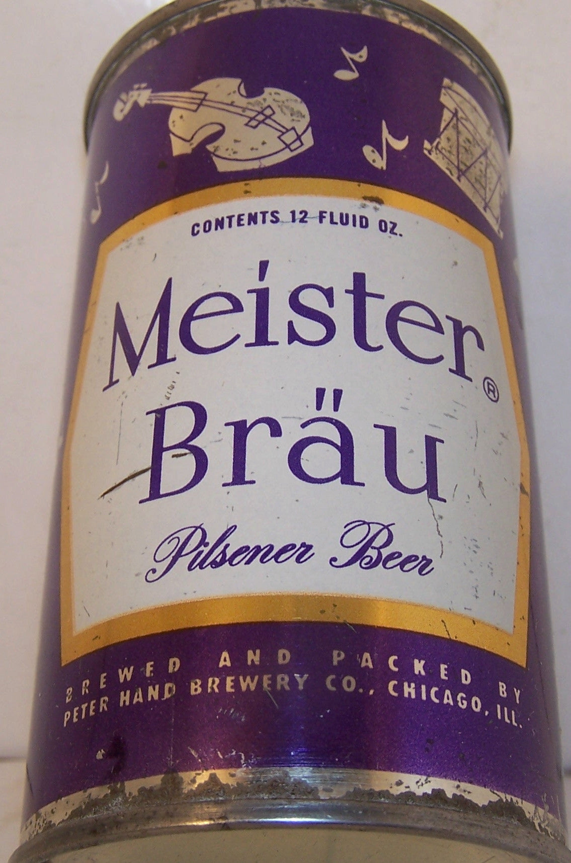 Meister Brau Pilsener Type (Musical Instruments) ON EBAY