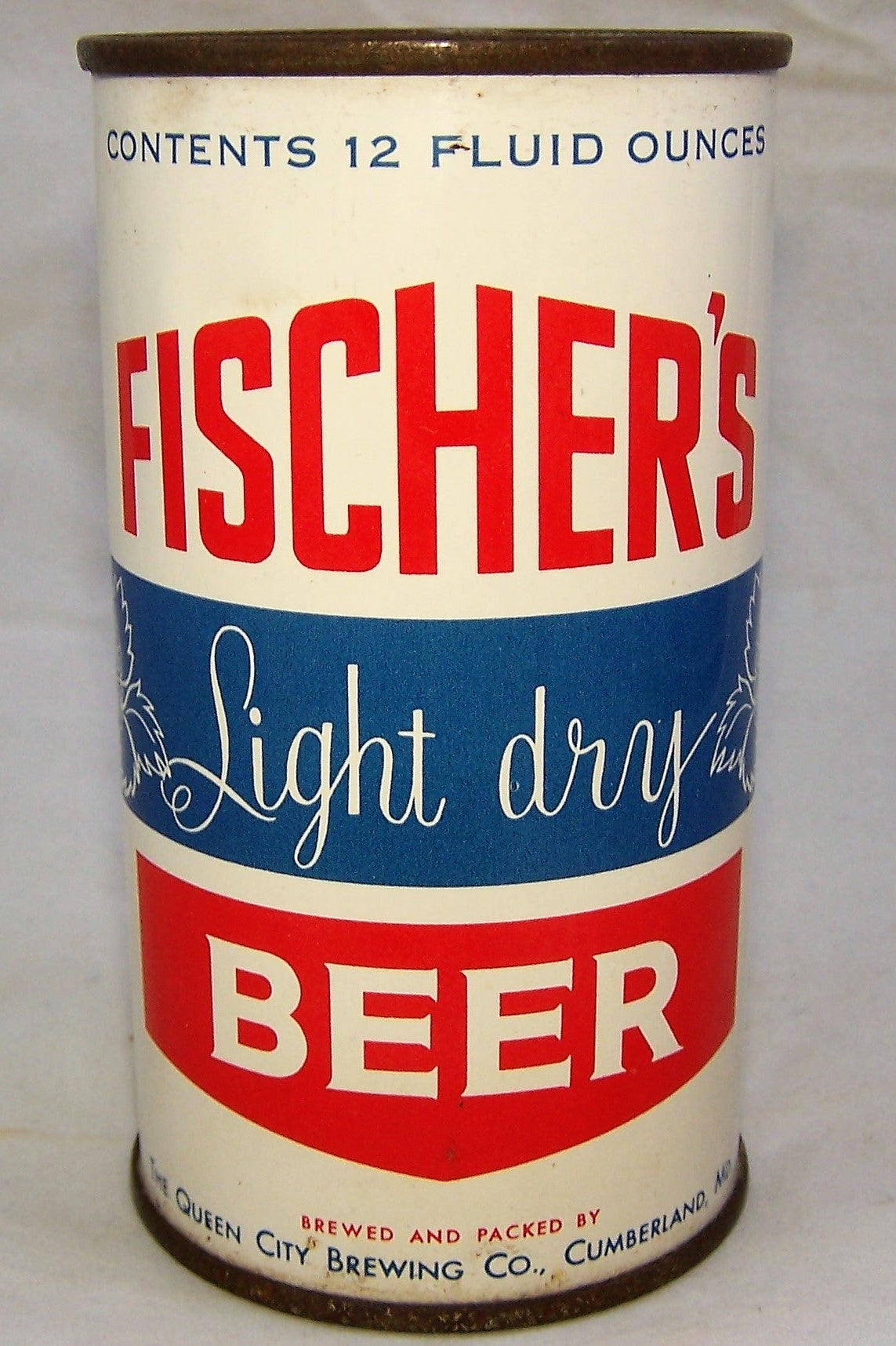 Fischer's Light Dry Beer grade 1