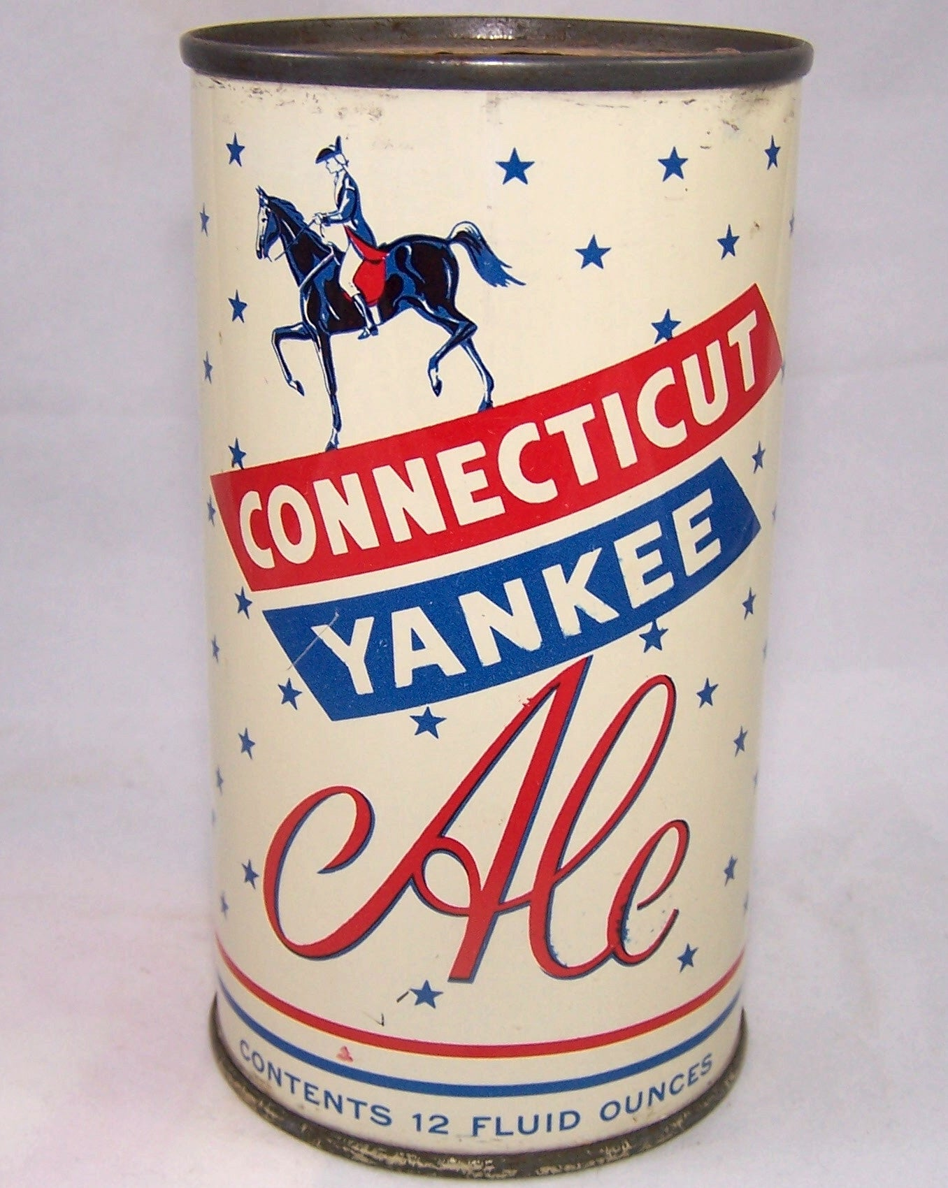 Connecticut Yankee Ale (Red) USBC 51-06, Grade 1 or better Sold on 05/20/16
