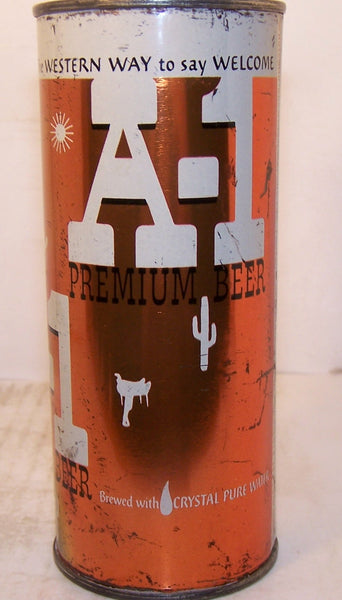 A 1 Premium Beer Usbc 224 13 Grade 2 Sold On 02 06 17