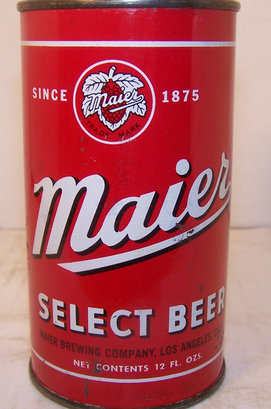 Maier Select Beer, USBC 94-13, Grade 1/1- Sold 9/2/15