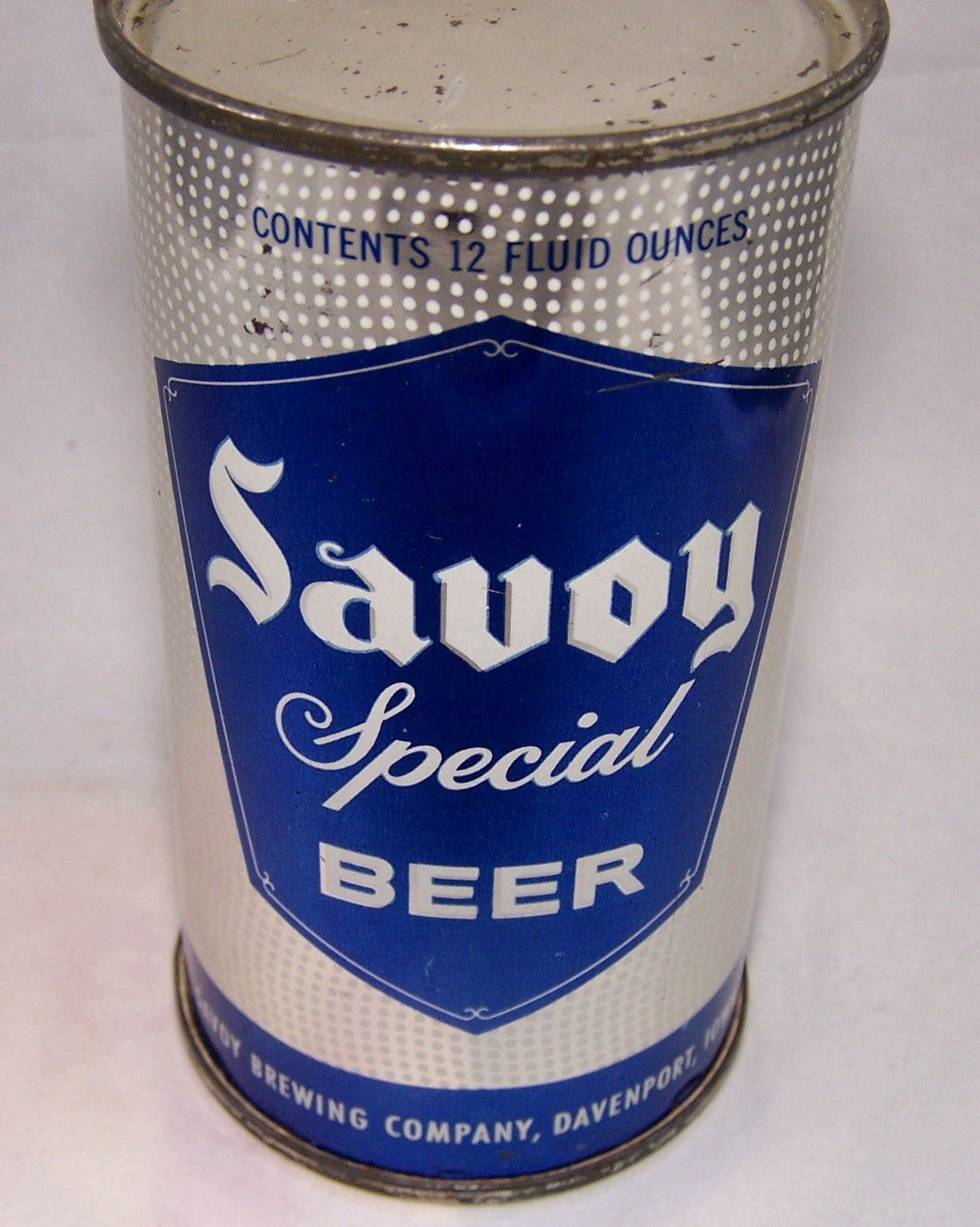 Savoy Special Beer (Iowa) USBC 127-18, Grade 1/1+ Sold on 05/17/16