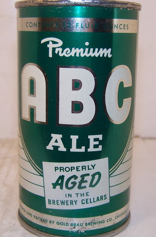 ABC Ale, USBC 28-4 Grade 1 Sold 1/6/15