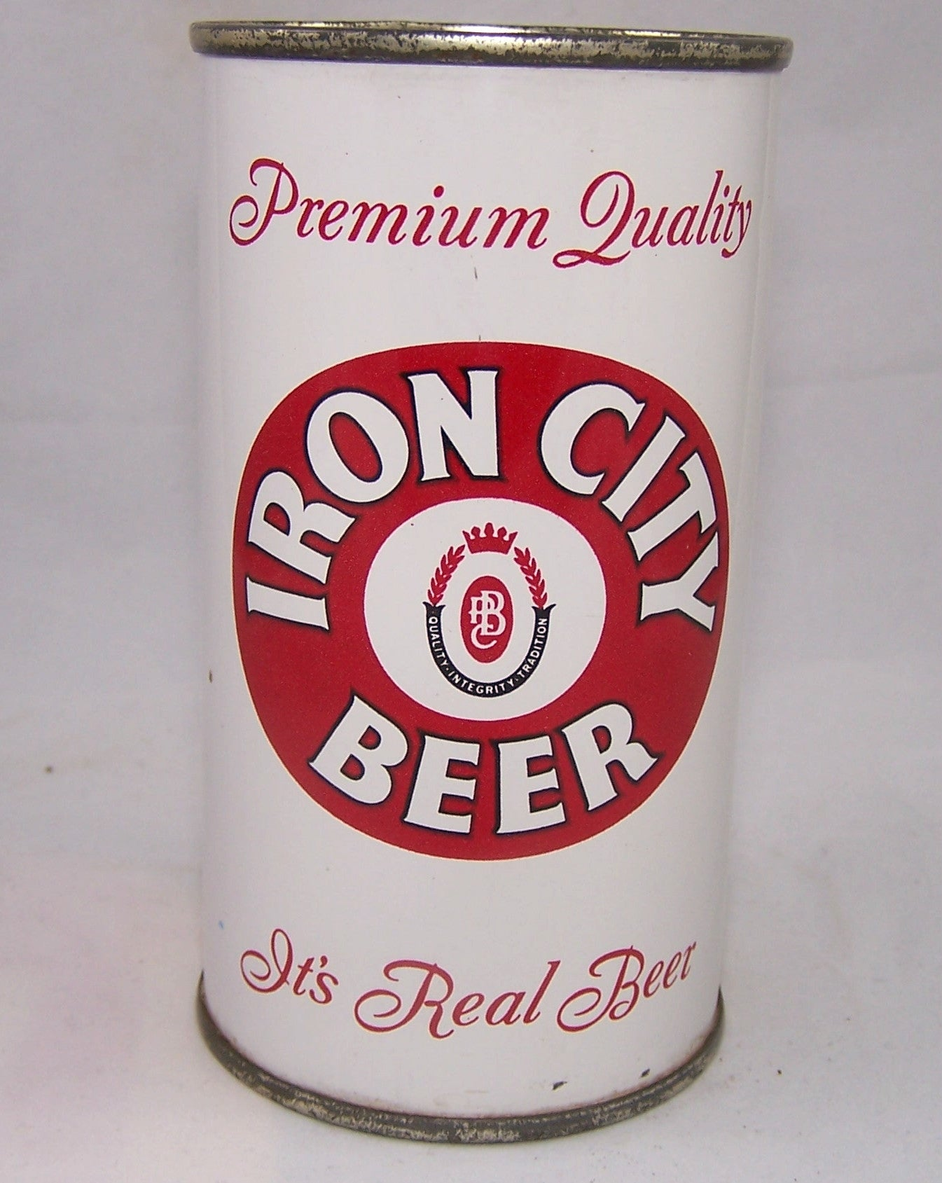 "Iron City ""It's Real Beer"" USBC 85-39, Grade 1/1+ 2/16/18"