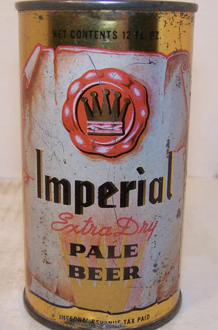 Imperial Pale Beer, USBC 85-2, Grade 2+ 6/6/15
