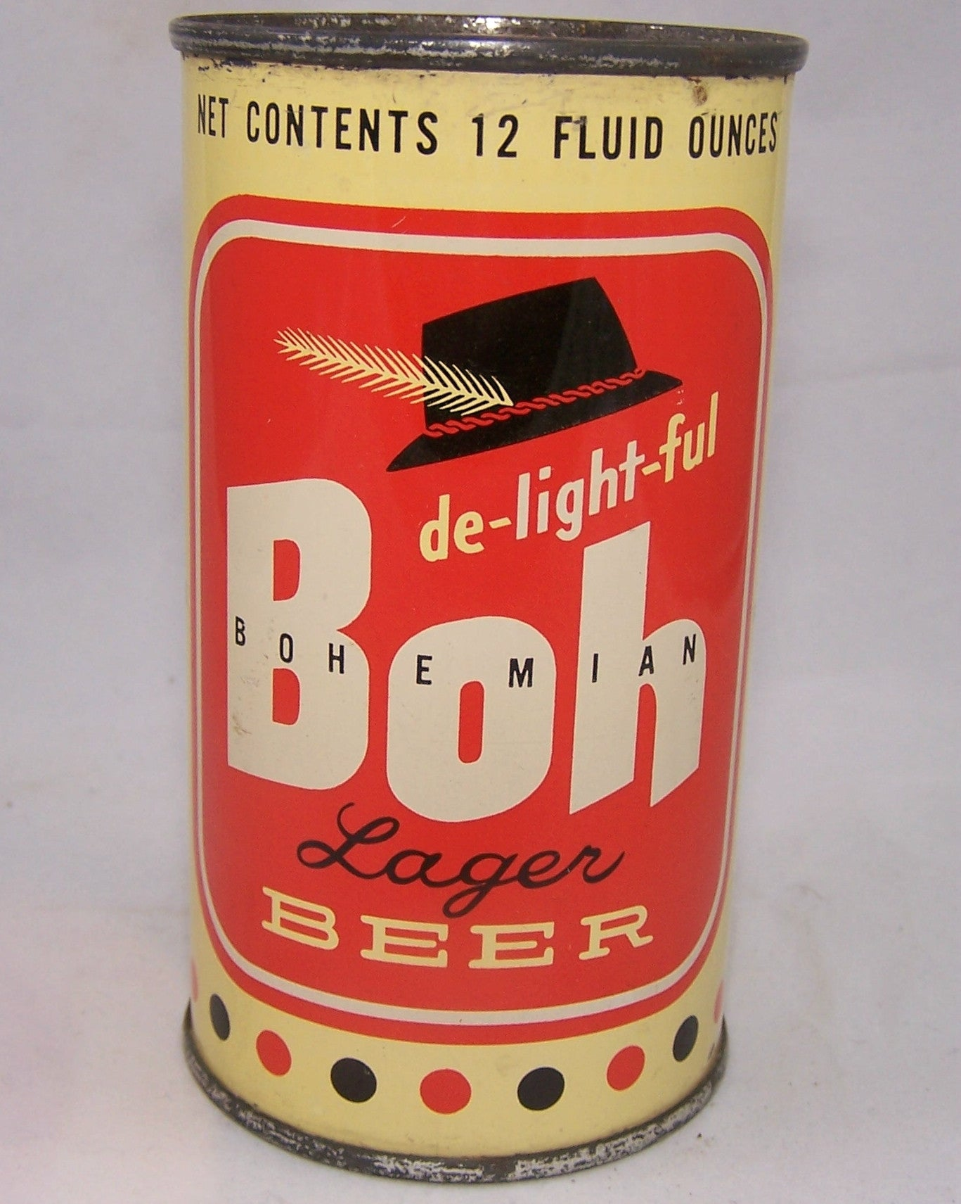 Boh Lager Beer, USBC 40-11, Grade 1/1- Sold on 08/02/16