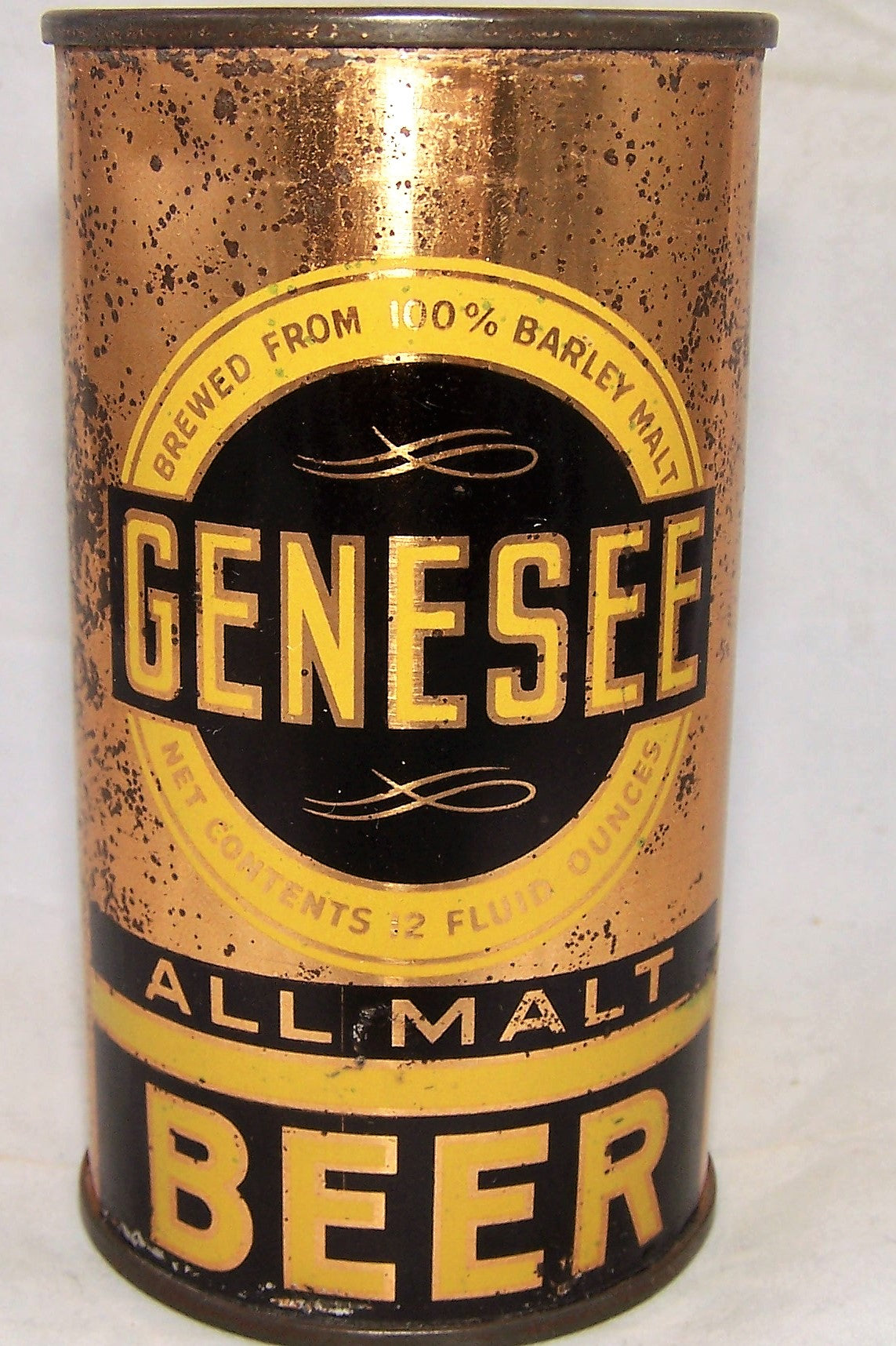 Genny All Malt Indoor can grade 1-/2+
