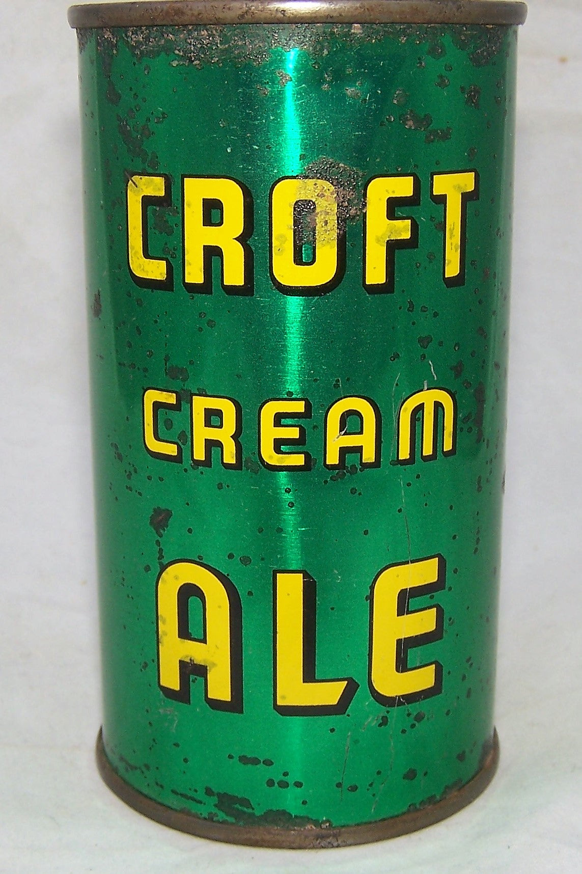 Croft Cream Ale O.I All original, Indoor can