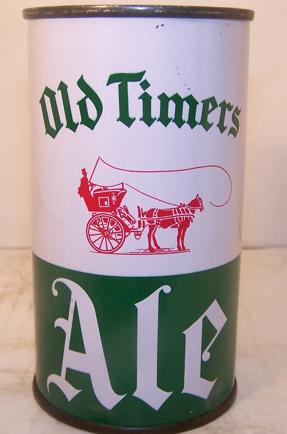 Old Timers Ale, USBC 108-28, Grade 1/1+  Sold 12/9/14