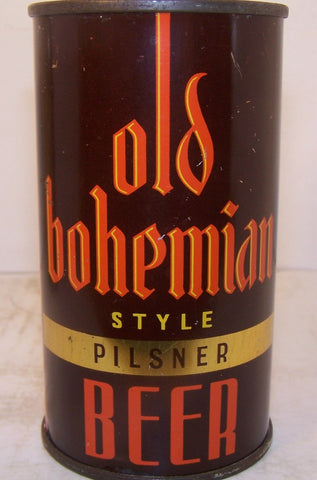 Old Bohemian Style Pilsner Beer, Lilek Page # 584, Grade 1- Sold 12/7/14