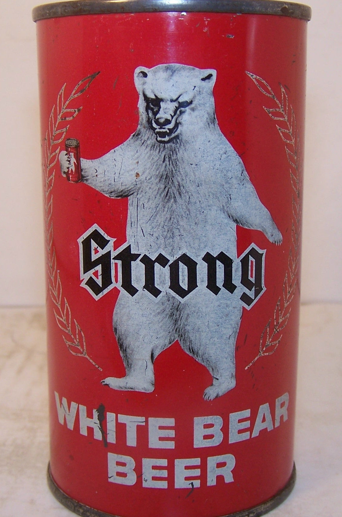 White Bear Beer, USBC 145-13, Grade 1- Sold on 06/22/17