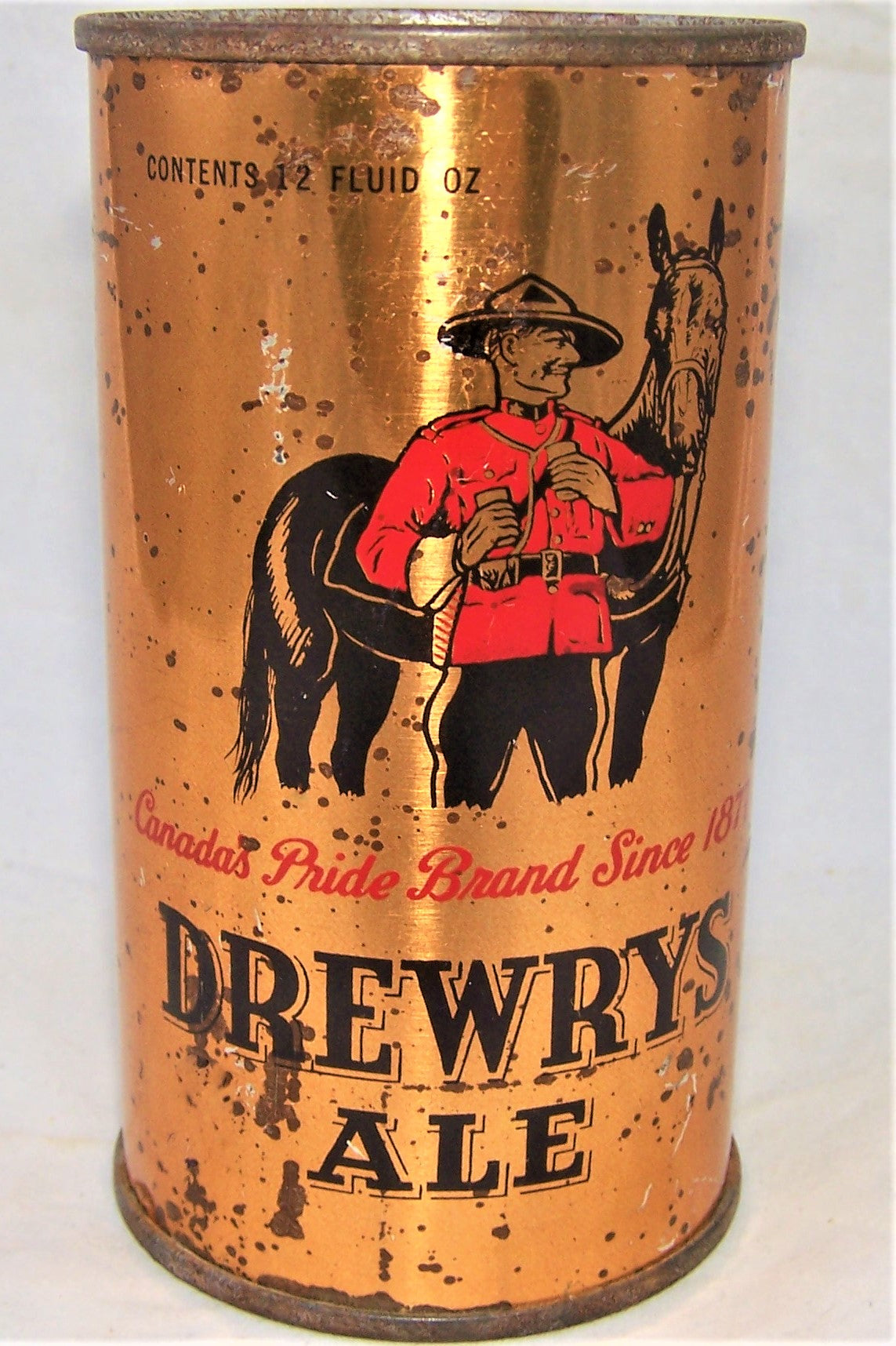Super Tough Drewrys Ale O.I, Grade 2