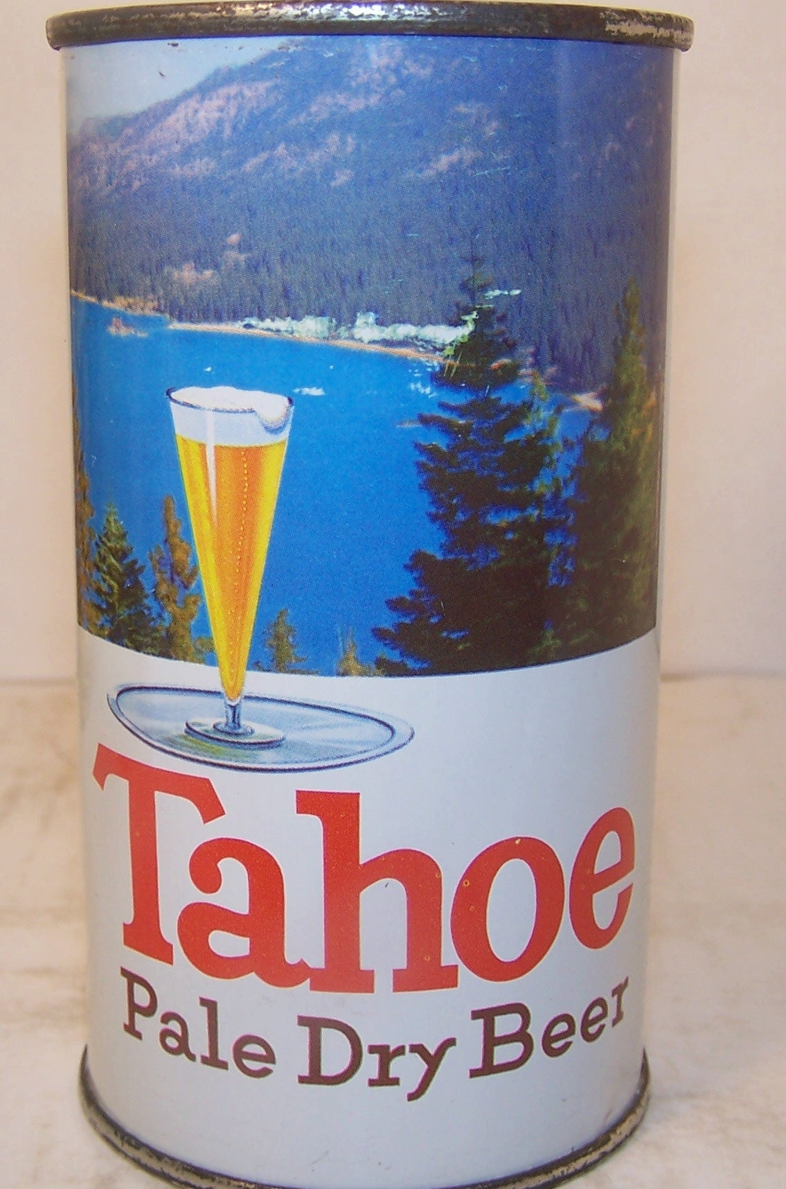 Tahoe Pale Dry Beer (Pacific) USBC 138-9, Grade 1/1+ Sold 9/4/15