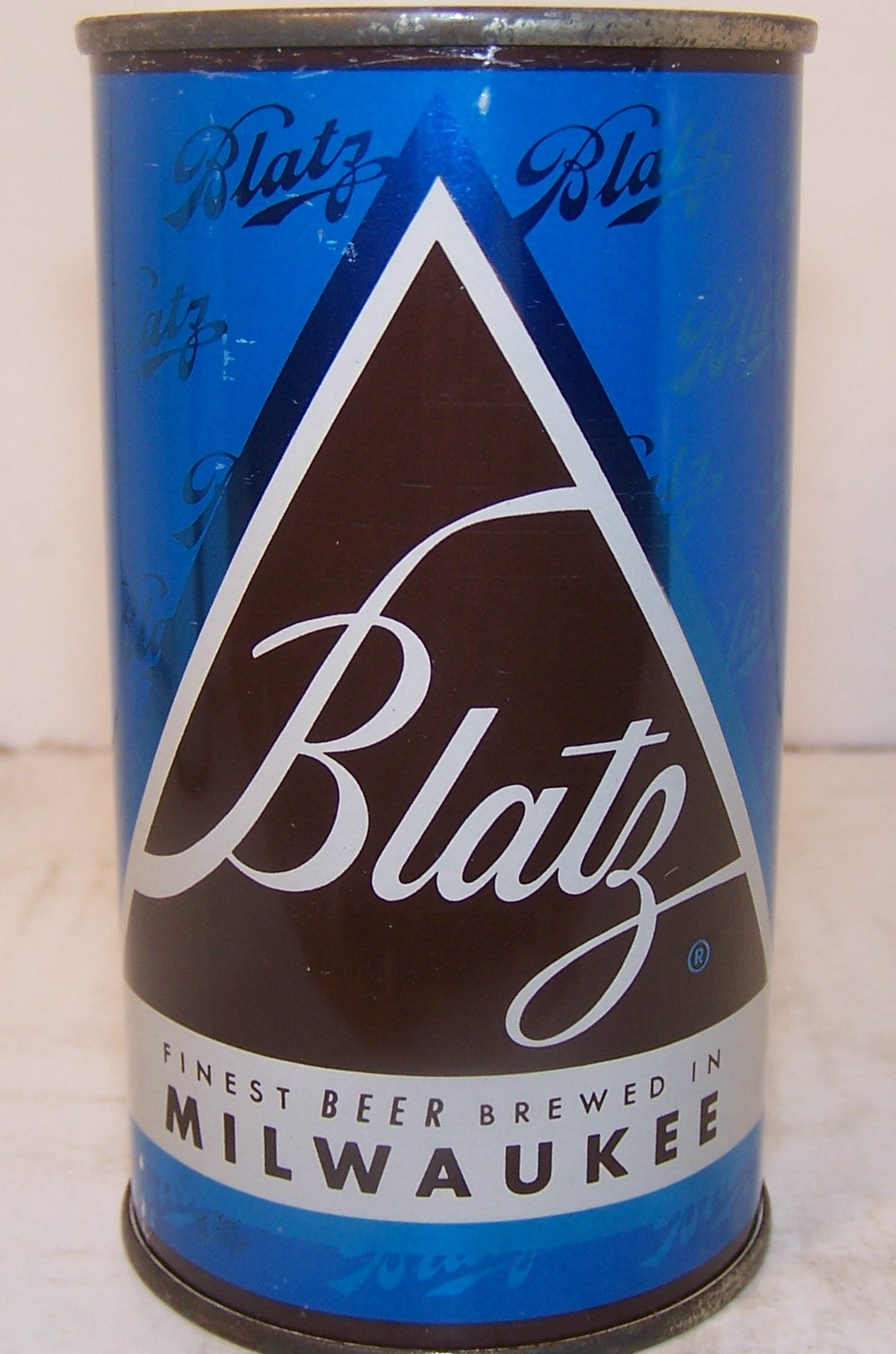 Blatz Beer (Dark Blue) USBC 39-12, Grade 1/1+