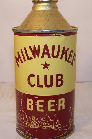Milwaukee Club Beer, USBC 174-2, Grade 1- Sold on 05/01/16