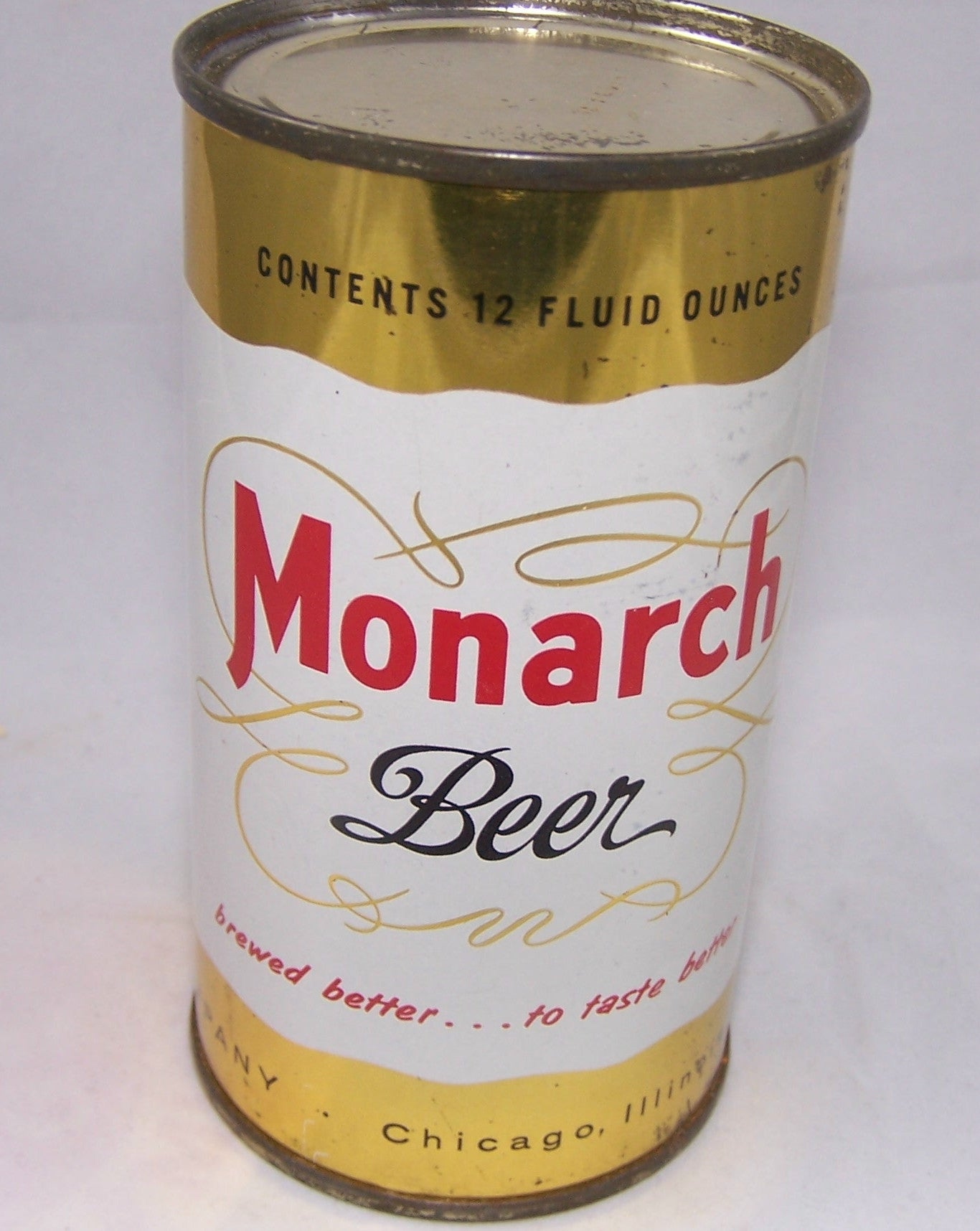 Monarch Beer, USBC 100-18, Grade 1 Sold on 07/05/16