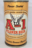 A-1 Pilsner Beer, USBC 31-23 and Lilek # 38, Grade 1/1-
