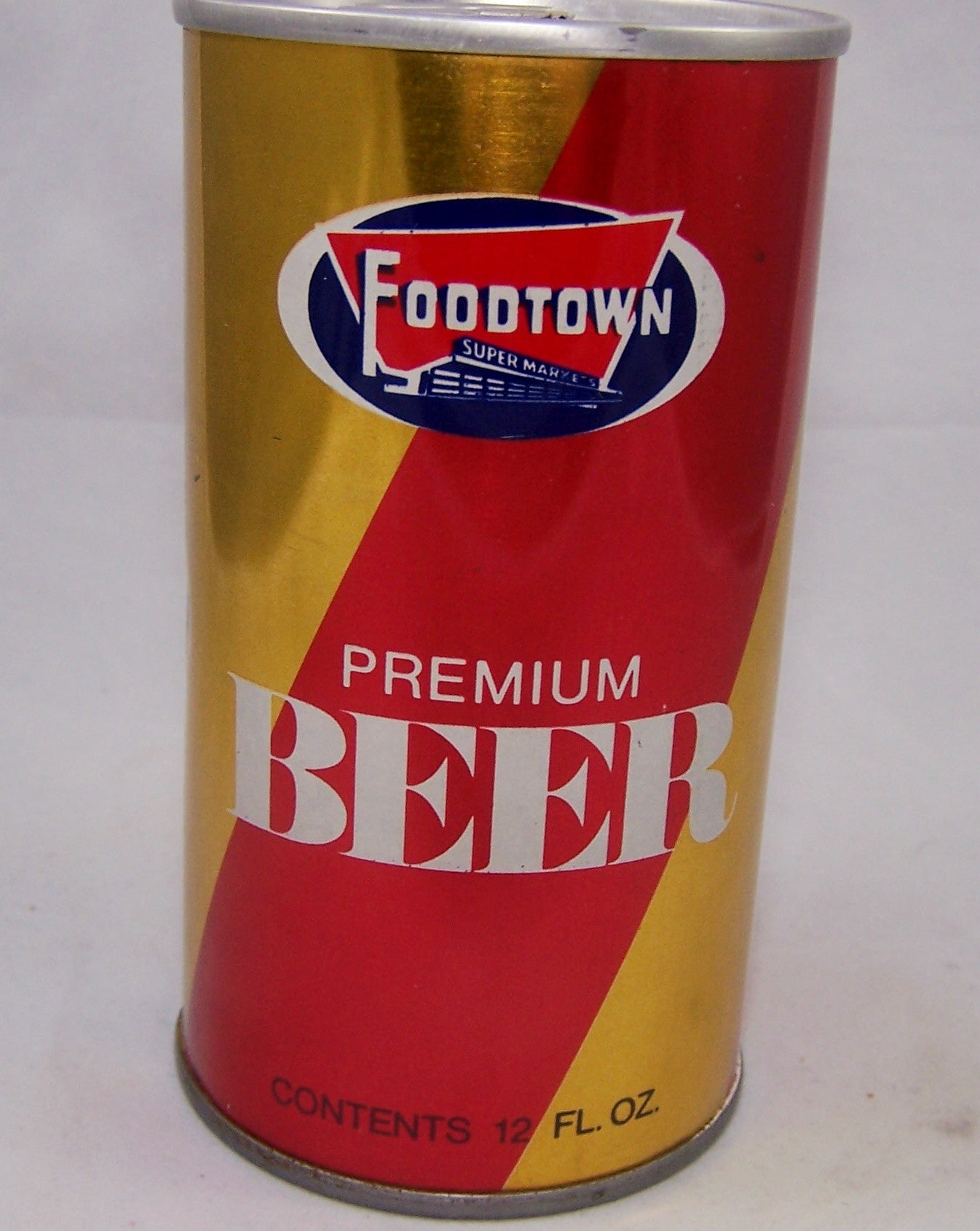 Foodtown Premium Beer, USBC II 65-30, Grade 1/1 + Sold on 10/07/16