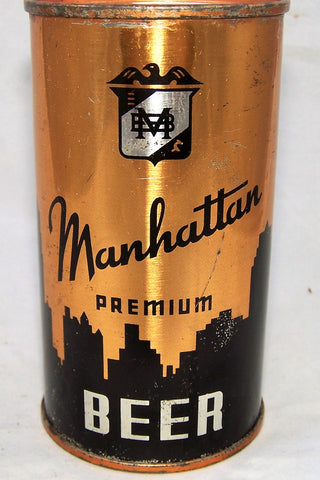 Manhattan Premium Beer, USBC 94-23 and Lilek # 518, Grade 1-