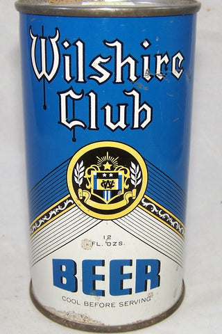 Wilshire Club Beer, USBC 146-11 and Lilek #884, Grade 1-/2+ Sold on 02/22/19