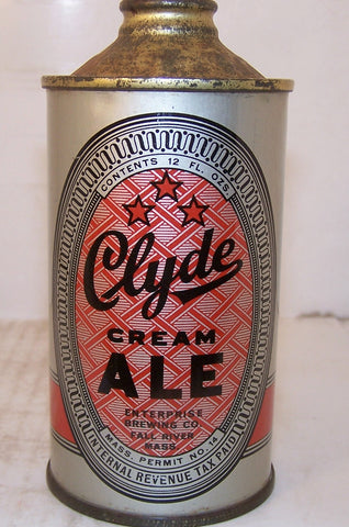 Clyde Cream Ale USBC 157-21, Grade 1/1+  Sold on 2/13/15