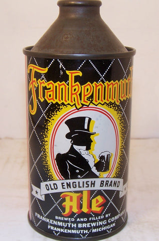 Frankenmuth Old English Brand Ale, USBC 163-28, Grade 1 to 1/1+ Sold 1/30/15