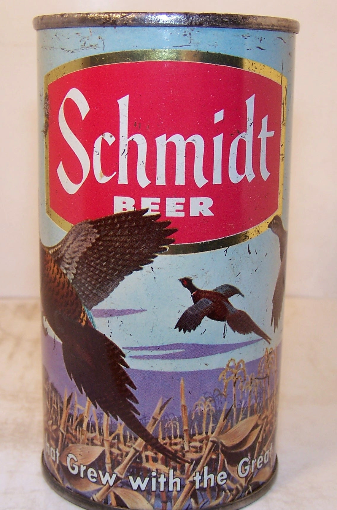 Schmidt Beer (Phesants) USBC 131-2, Grade 1-  Sold 1/5/15